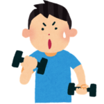 筋トレの効果は筋肉増強のみ?若く見える理由や成長ホルモン分泌効果について