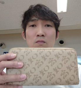 高知の財布 ノンスタイル石田 COACH ホリエモン