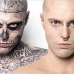 ゾンビボーイの素顔画像は?なぜ現在の全身タトゥーを施したのか?
