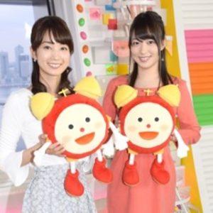 阿部華也子 めざましテレビ お天気キャスター