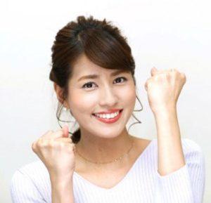 永島優実アナウンサー,めざましテレビ,永島昭浩