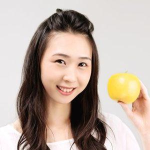 りんご娘,とき,王林