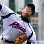 岡林勇希,高校野球
