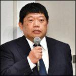 藤原寛と島田紳助のエピソードや経歴がヤバイ!いつから副社長?