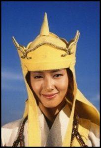 夏目雅子,三蔵法師