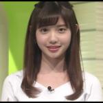 田中瞳アナウンサーの中学&高校が気になる!大学時代のレア画像!