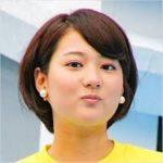 永尾亜子【お腹】太った?身長体重や結婚、彼氏情報【めざまし】